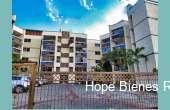 HBR223, Alquilo Apartamento 4to Nivel con Dos Habitaciones