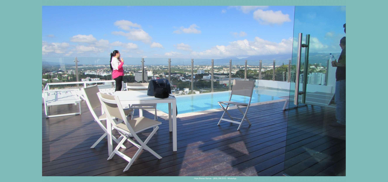 Vendo Apartamento Estudio en 11avo Nivel en La Esmeralda