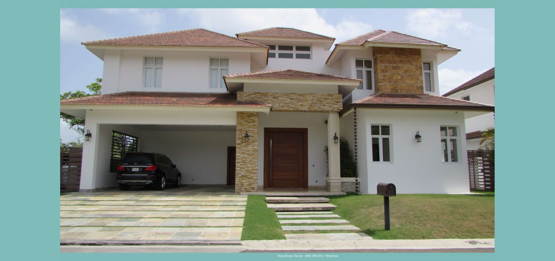Vendo Suntuosa Casa en Exclusivo Complejo Cerrado