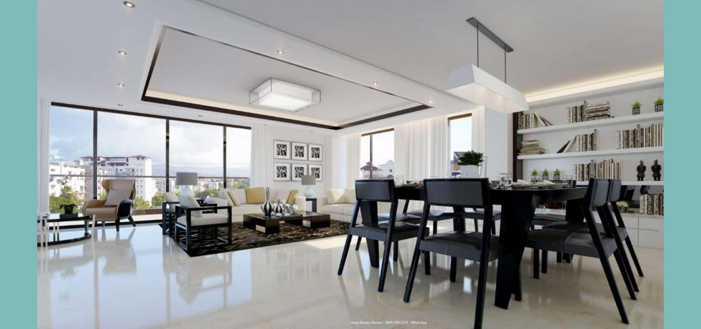 8 Gran salón comedor estar