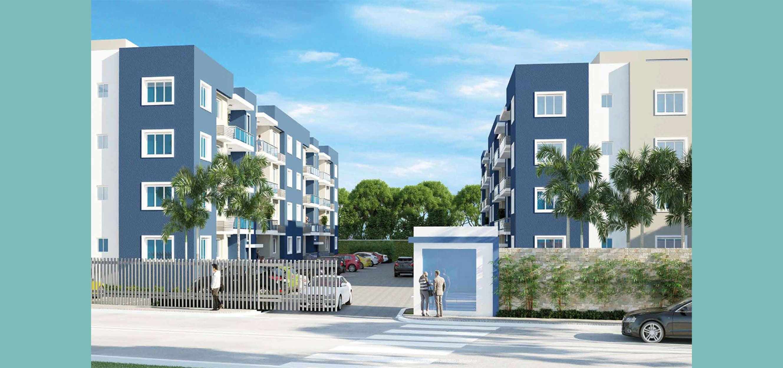Vendo Apartamentos en Construcción Santiago RD