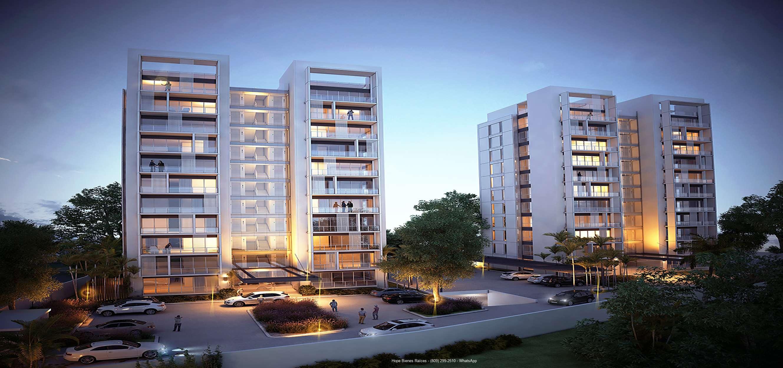 Vendo Apartamento de 220m2 en Torre